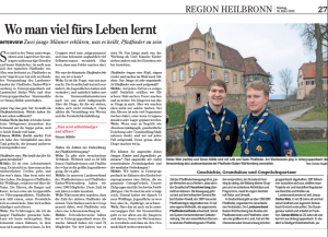 Heilbronner Stimme Artikel