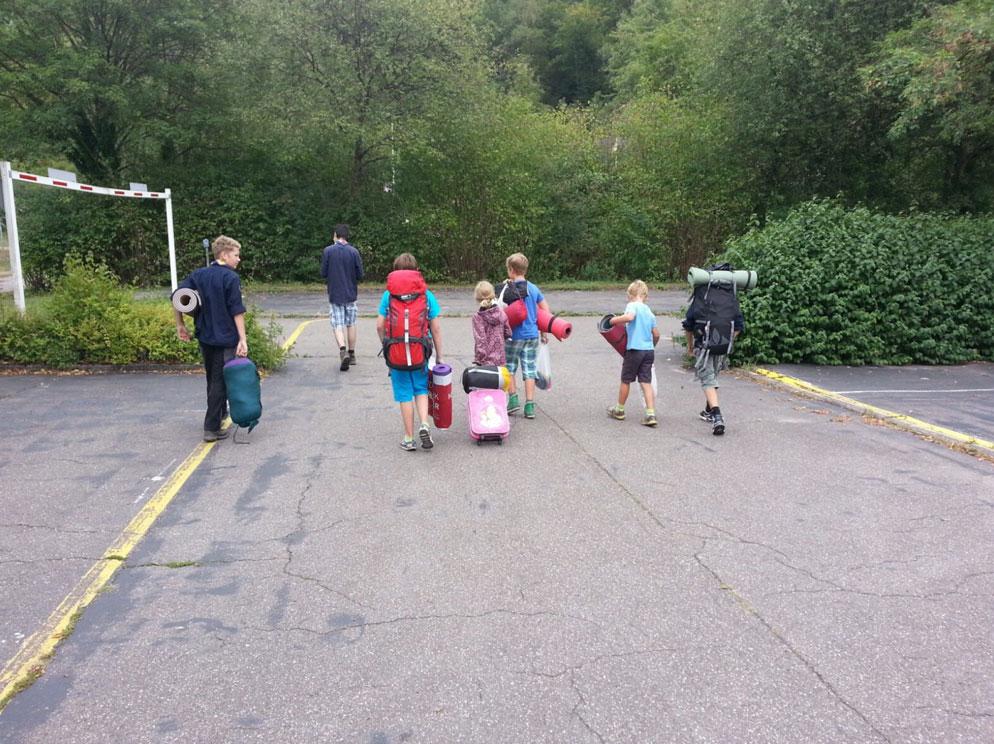 Ferienprogramm Untergruppenbach